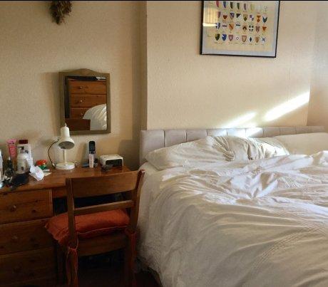 月£515/週£120 全込  広いダブル部屋 Hammersmith
