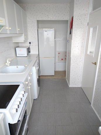 1 Bed Flat, Ivatt Place, W14
