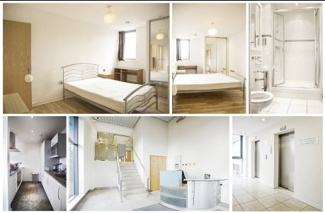 -専用浴室付きベッドルーム -カナリーワーフ徒歩圏内-